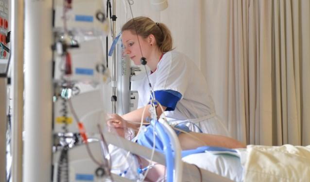 Op verpleging en medicatieveiligheid haalt het ASz veel punten. (Foto Frank Muller)