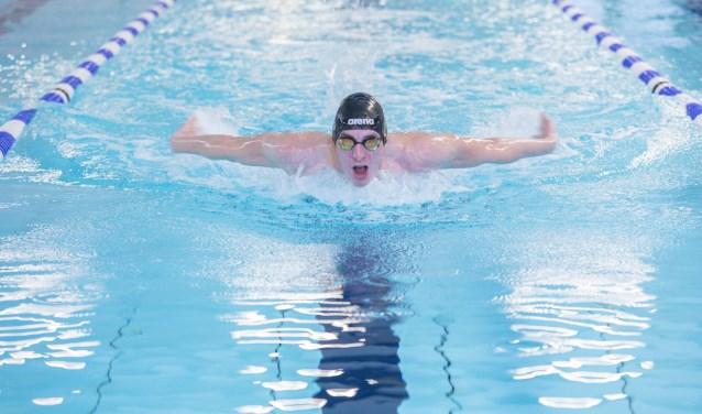 Thijs van den End bereidt zich momenteel voor op de Paralympische Spelen van 2020 in Japan. Foto: Harald Lakerveld