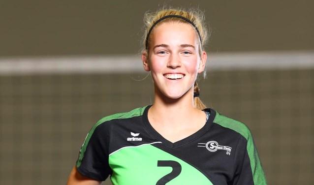 Jolien Knollema komt twee seizoenen bij Eurosped volleyballen.