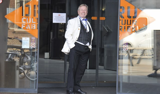 Voorzitter Theo Wensing stopt na 22 jaar voorzitterschap Stichting Iseldonk.