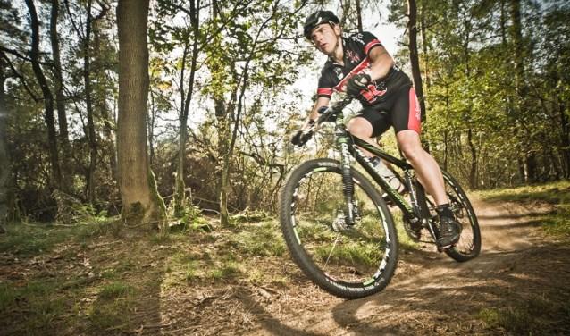 Sfeerfoto Mountainbike club Oss