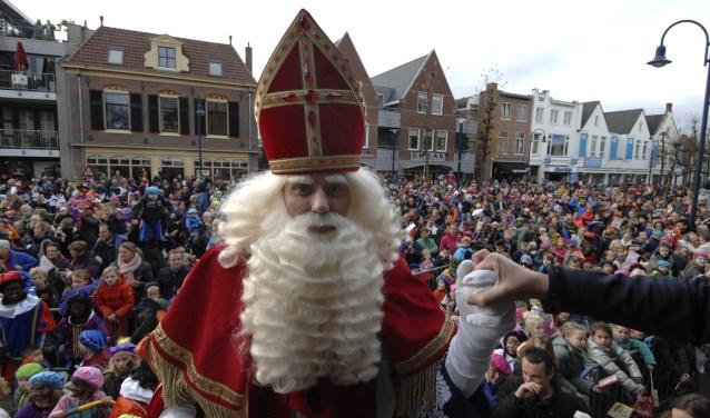 Zaterdag 17 november brengt Sinterklaas met zijn Pieten een bezoek aan Bennekom.