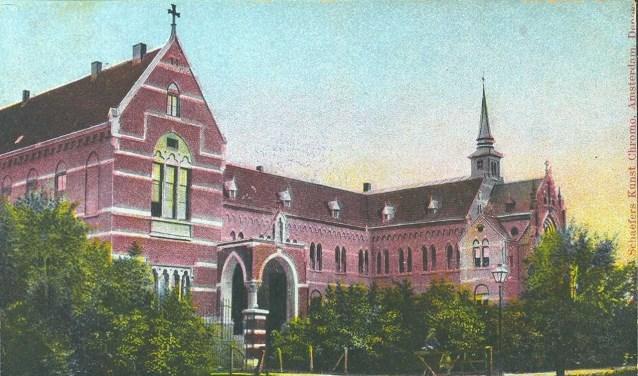 Erfgoedcentrum Tongerlohuys Roosendaal; het Roosendaalse Missiehuis.
