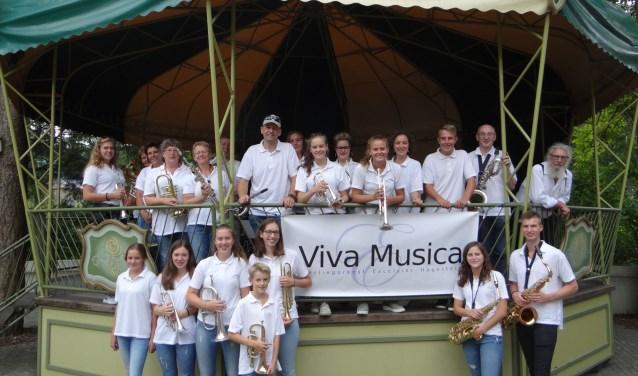 ViVa Musica uit Hagenstein maakt deelt het van het mega-orkest op 10 november.
