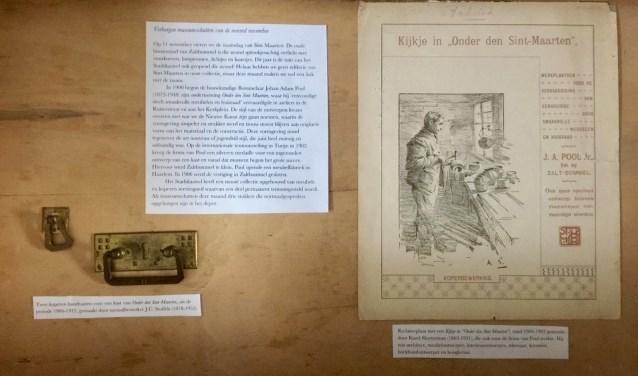 Deze maand is er weer een nieuwe verborgen museumschat in Museum Stadskasteel Zaltbommel.