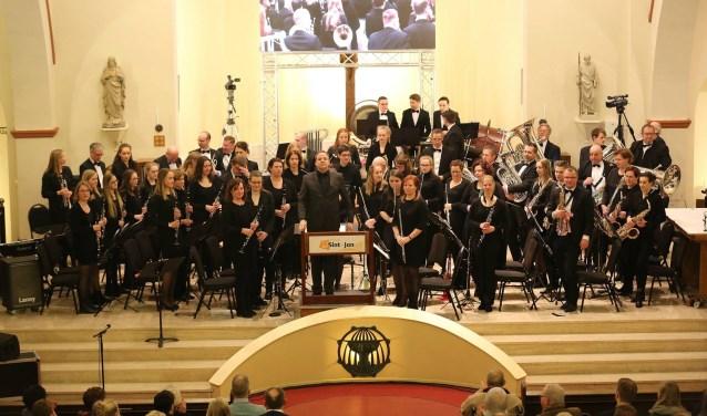 Met extra repetities en een tweede try-outconcert bereidt Harmonie Sint Jan zich voor op het concours in Enschede.