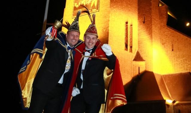 Prins Silvius de 60ste en Adjudant Mike regeren de komende maanden over Zillewold