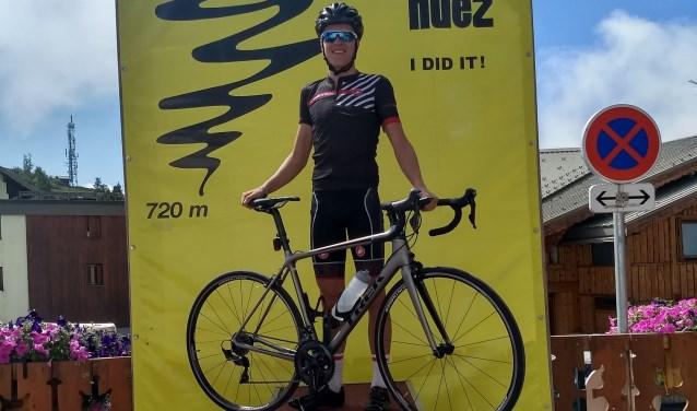 Thijs Brouwer uit Sprang-Capelle is de Jarige van de Week.