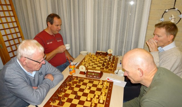 FM John van Baarle (lv) en Daniël van Loenen (la)...