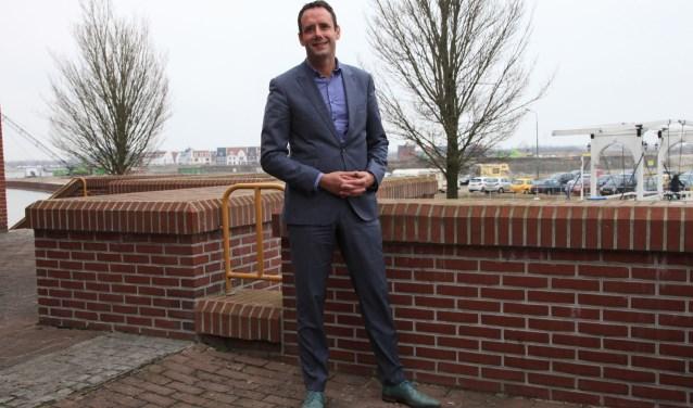 Burgemeester Harm-Jan van Schaik. Foto: Lex Schuijl
