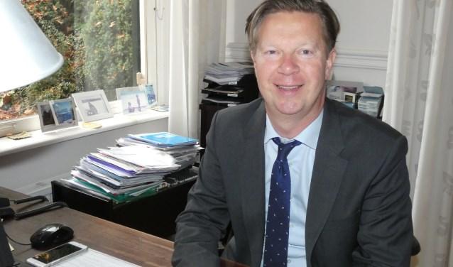 Guido van der Brug licht mensen graag goed voor. (Foto: Adriënne Nijssen)