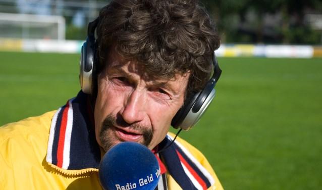 """Arend Vinke: """"De man van de wedstrijd bij Vios-SDS'55 was Jelle Pol. Hij maakte de enige treffer. Dit is zijn vijfde van dit seizoen."""""""