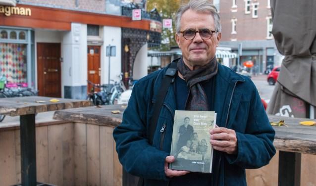 Joke's echtgenoot Rob is trots dat het levensverhaal van zijn vrouw in boekvorm is verschenen.