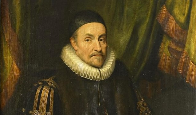 Postuum portret van Willem van Oranje (1632)