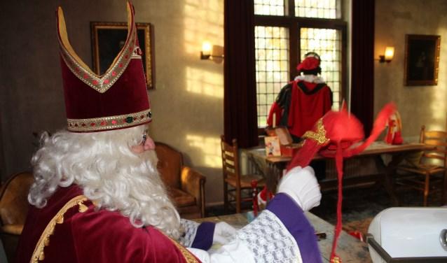 Wil je Sint verrassen met een échte verjaardagskaart? Hij is er dol op, vooral zelfgemaakte kaarten! Stuur deze naar het adres uit onderstaand bericht.