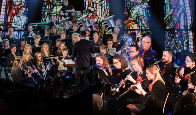 Concordia Beltrum en Concordia Kotten geven samen een concert in de Mariakerk onder de noemer Concordia XXL. (Foto: PR)