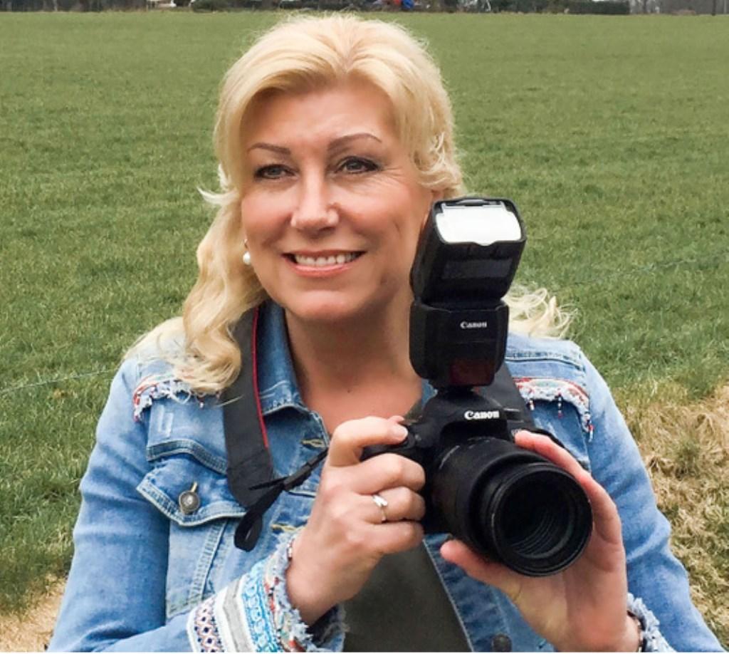 Brenda klein Breukink verzorgt wekelijks een fotorubriek in Nieuwe Dinkellander.  © Persgroep