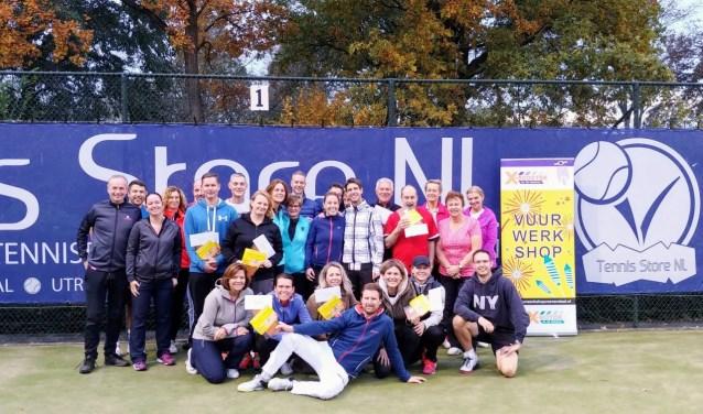 Prijswinnaars Veense Tennis Kampioenschappen 2018