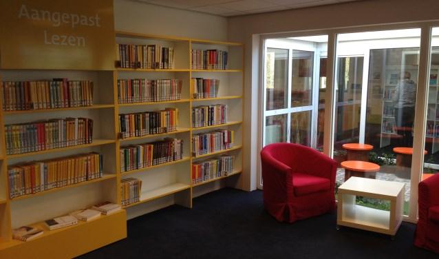 Bibliotheek De Lage Beemden helpt de leerlingen van het Commanderij College het plezier in lezen te vinden.