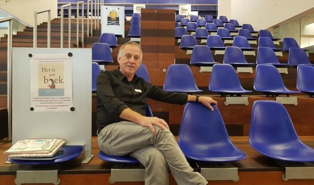 Sjaak Driessen is nog steeds trots op de verbouwing van 'zijn' bblthk. (foto: Kees Stap)