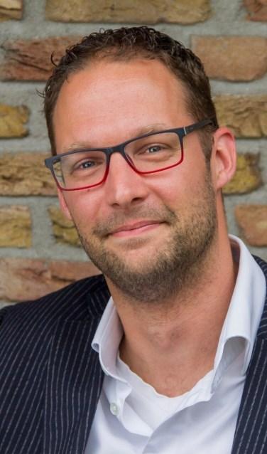 Maarten Swagerman van de VVD Wierden-Enter.