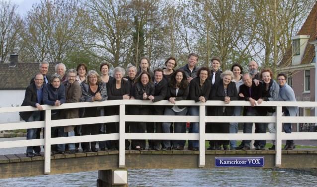 Kamerkoor VOX geeft op 16 en 23 december kerstconcerten in Hurwenen en Zaltbommel.
