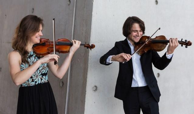Samen met Floor Le Coultre vormt Brackman een gelijknamig duo. Foto: Martina Zuzana Šimkovicová.