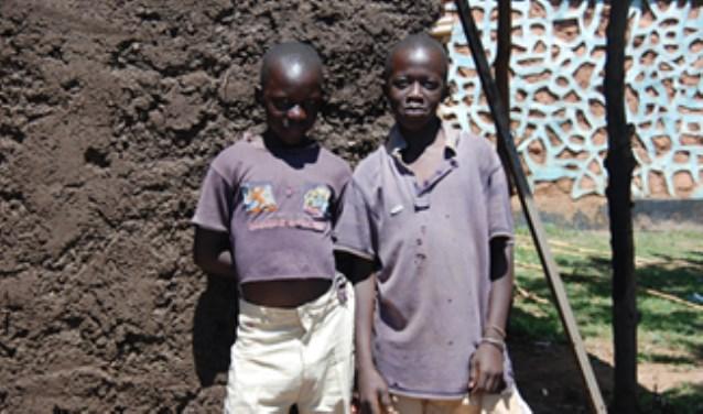 De opbrengst van de fair gaat naar Nina's voor Kenia/ (Foto PR)