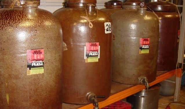 Excursie naar Distilleerderij Van Toor