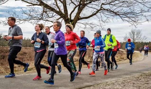 De Drunense Duinenloop trekt ieder jaar duizenden deelnemers. De 38e editie is op zondag 17 maart 2019. Foto: Yuri Floris Fotografie