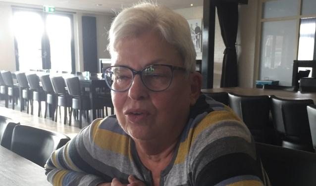 Carla Roeloffzen is al sinds 1967 als vrijwilliger betrokken bij de voetbal in Wierden.