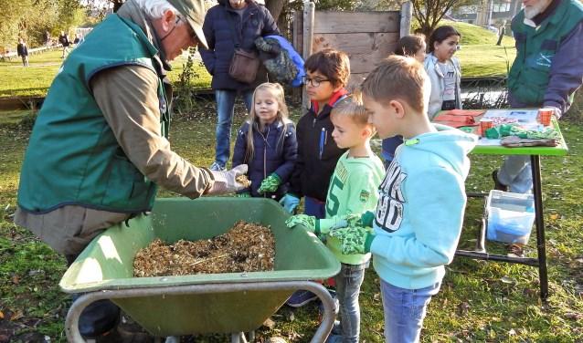 Uitleg over de werking van mest