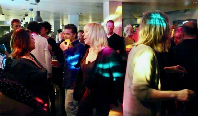 Dansfeest 30-plus op zaterdag 3 november in Brasserie Berg en Dal. (Foto: Caroline Margadant)