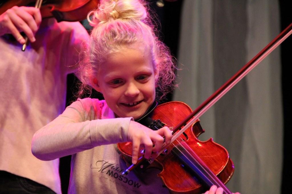 Pepernotenconcert 2018 Foto: Muziekschool de Muzen © Persgroep