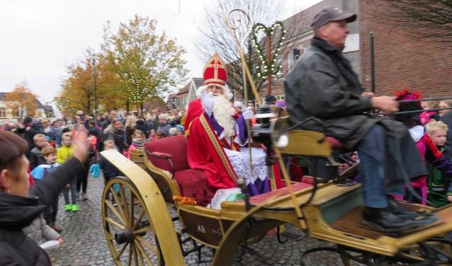 Sinterklaas verwelkomen? Dat kan zaterdag in Oldenzaal en Ootmarsum en zondag in Weerselo en Denekamp.