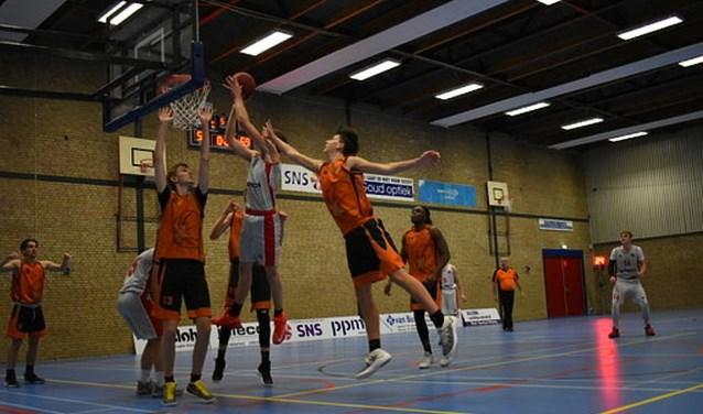 U20 team van Klipperstars ging op de valreep onderuit. (Foto: Marit Verhaar)