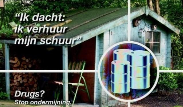 De Gemeente gaat harder optreden tegen illegale praktijken (Foto: Politie.nl)