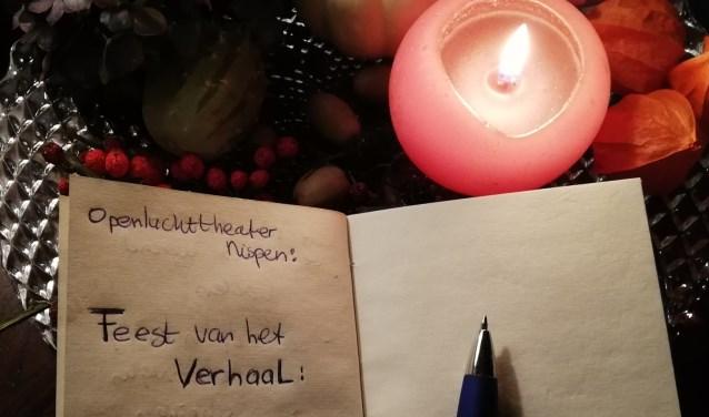 Bent u al begonnen met schrijven? Stuur in voor 14 december!