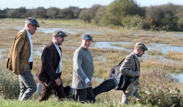 De folk die Windbroke speelt is afkomstig uit streken die ooit zijn beïnvloed door Keltische culturen. FOTO: Tineke van der Ven