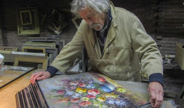 De Hilversumse kunstenaar, galeriehouder en taxateur Toon Wildeboer komt zondag 18 november naar Harmelen.