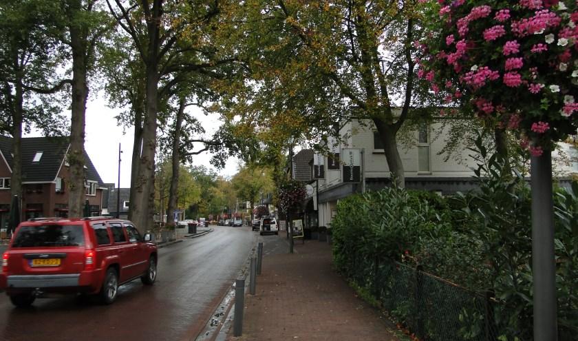 De Hoofdstraat in Gorssel: schoner dan schoon.