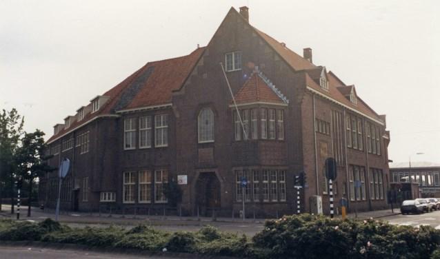 dr. De Visserschool in 1990. Foto's: Utrechts Archief