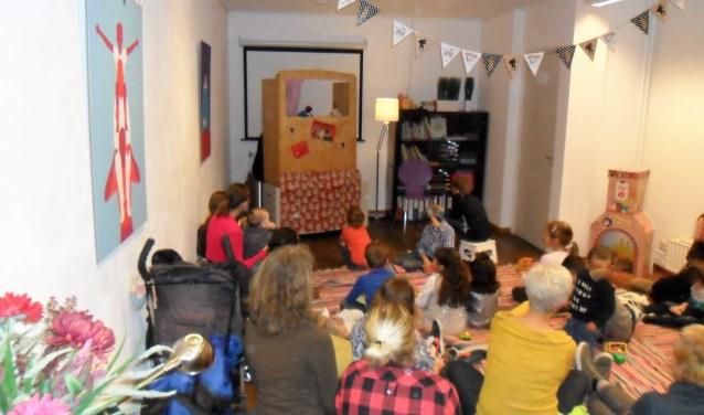 Sinterklaasfeestje bij Home-Start Walcheren