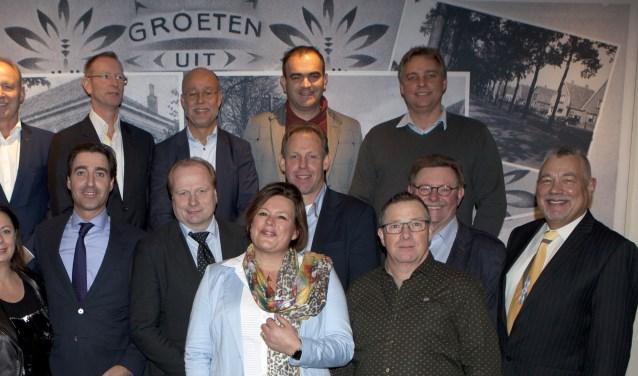 De VVD-kandidaten voor het Waterschap