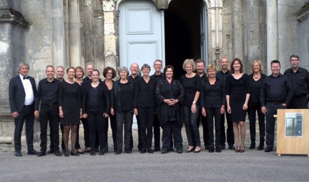 Het Valkenswaards Kamerkoor voert de Messiah uit in de Nicolaaskerk in Valkenswaard en in deLidwinakerk inBest.