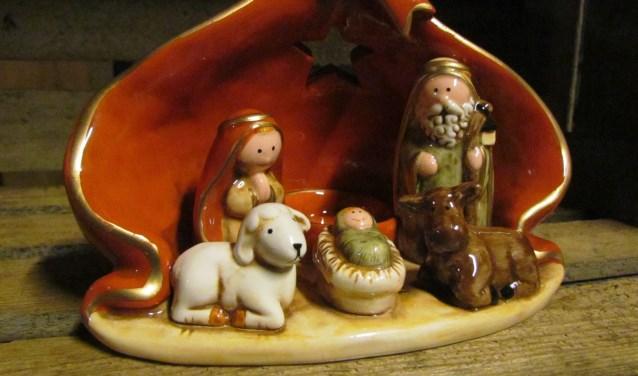 Kerststalletjes uit de collectie van Rita Bakker zijn op vrijdag 14 december bewonderen op de deel van boerderij Winkels in Gelselaar.