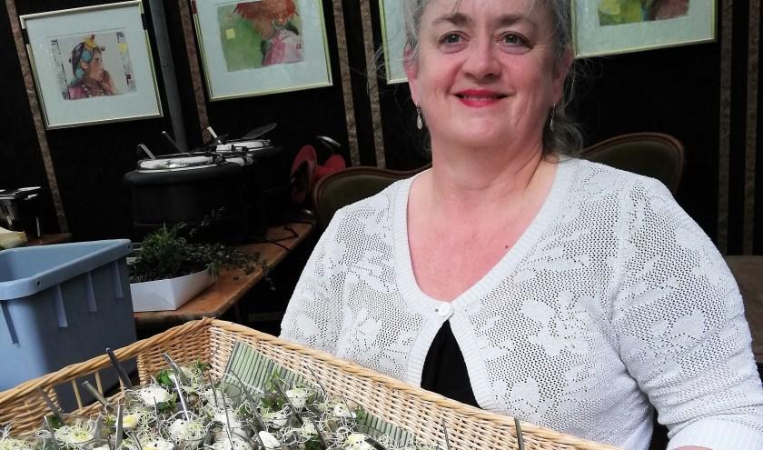 Tijdink & Tijdink verzorgen een vegan-diner bij Winterdijk30b in Waalwijk.