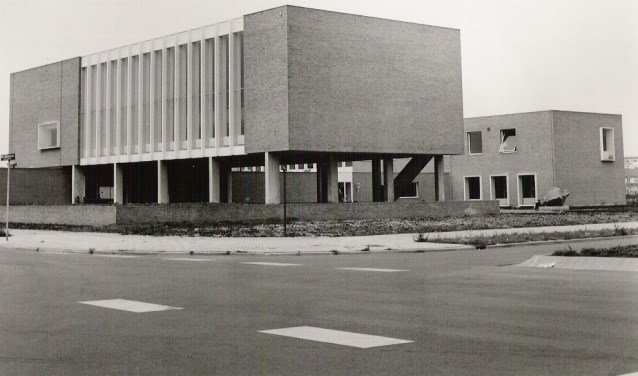Dit gebouw, een ontwerp van Jos. Bedaux, is onlangs aangewezen als gemeentelijk monument.