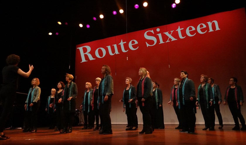 Route Sixteen