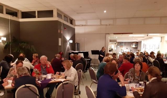 Vrijwilligersavond Welzijn Rivierstroom